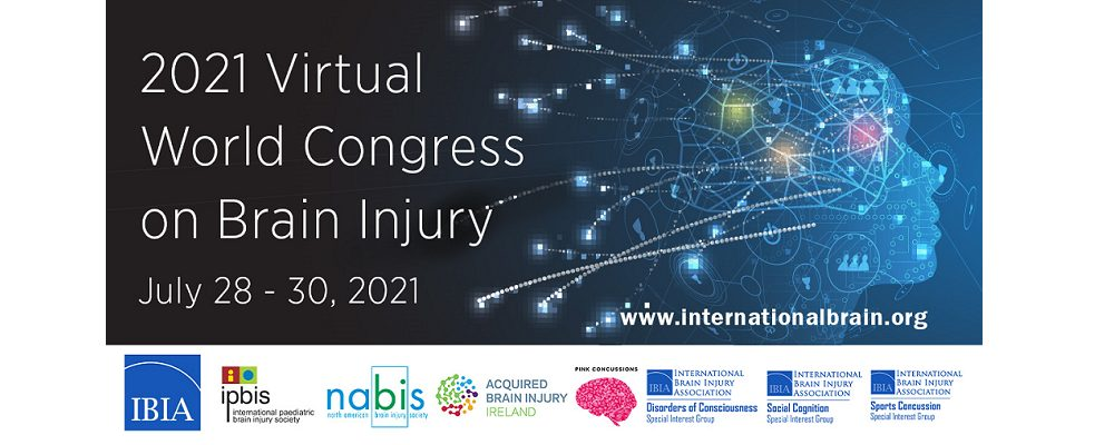 IBIA Virtual Conference 2021 - International Brain Injury Association