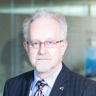 Peter Rumney, PhD