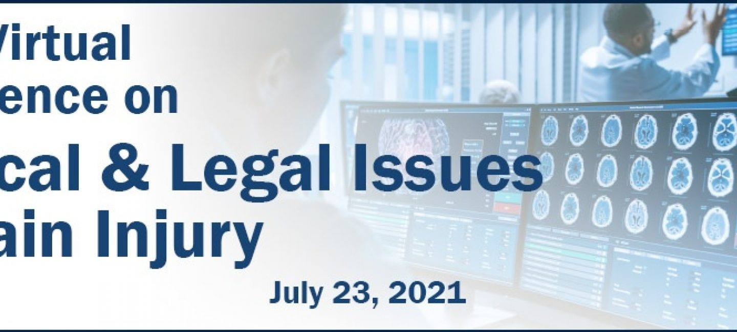 2021 Virtual NABIS Medical and Legal Conference on Brain Injury