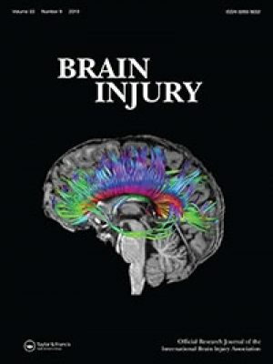 Official Journal: Brain Injury